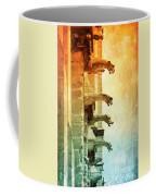 Gargoyles With Textures And Color Coffee Mug