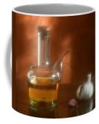 Garlic And Olive Oil. Coffee Mug