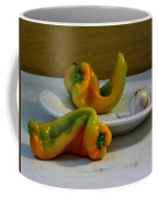 Garlic And Peppers Coffee Mug