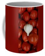 Garlic And Tomatoes Coffee Mug