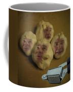 Garlic Heads  Coffee Mug