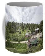 Garnet Ghost Town - Montana Coffee Mug
