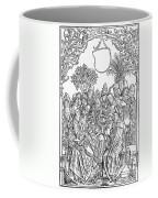 Gart Der Gesuntheit, 1485 Coffee Mug