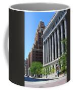 Gas Building And Nml Tall Coffee Mug
