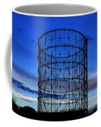 Gas Holder  Coffee Mug