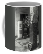 Gas Station Abstract Coffee Mug
