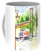 Gaslight At The Truck Stop Coffee Mug