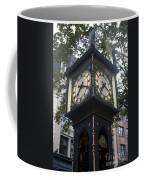Gastown Steam Clock Coffee Mug
