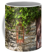 Gate And Window Coffee Mug