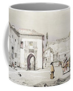 Gate Of The Vine , From Sketches Coffee Mug