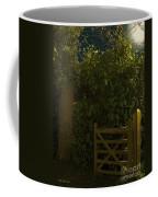 Gate To Nowhere Coffee Mug