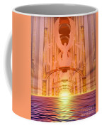 Vision Of Heaven Coffee Mug