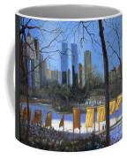 Gates Of New York Coffee Mug