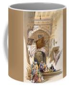 Gateway Of A Bazaar, Grand Cairo, Pub Coffee Mug