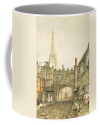 Gateway To The Close, Salisbury Coffee Mug