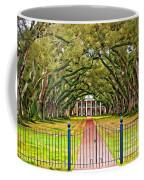 Gateway To The Old South Paint Coffee Mug by Steve Harrington