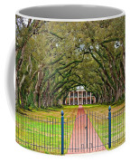 Gateway To The Old South Coffee Mug by Steve Harrington