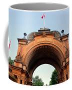 Gateway To Tivoli Gardens Coffee Mug