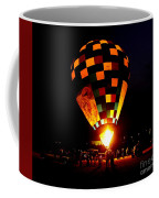 Gathering For Night Glow Coffee Mug