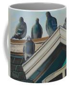 Gathering Of The Clan Coffee Mug
