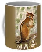 Gathering Snowdrops Coffee Mug