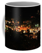 Gatlinburg At Night Coffee Mug