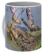 Gator Camo Coffee Mug