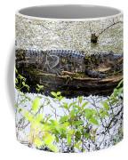 Gator Camoflage Coffee Mug