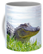 Gator Smile Coffee Mug