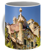 Gaudi Apartment Coffee Mug