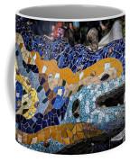 Gaudi Dragon Coffee Mug