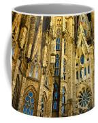Gaudi - Sagrada Familia Coffee Mug
