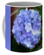 Gauzy Blues Coffee Mug