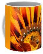 Gazania Pollination Coffee Mug
