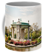 Gazebo At Forest Park St Louis Mo Coffee Mug