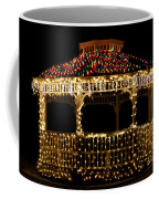 Gazebo Christmas Coffee Mug