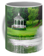 Gazebo Gardens IIi Coffee Mug