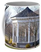 Gazebo In Buccleuch  Park Coffee Mug