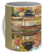 Gazebo In The Park Coffee Mug