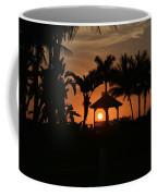 Gazebo Silhouette Coffee Mug