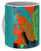 Gazing Out On A Changing World Coffee Mug