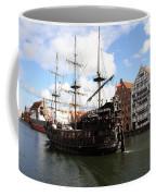 Gdynia Pirate Ship - Gdansk Coffee Mug
