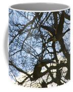 Geese In Twlight Sky Coffee Mug