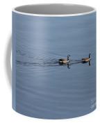 Geese Reflected Coffee Mug