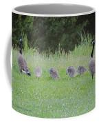 Geese Tails Coffee Mug