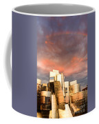 Gehry Rainbow Coffee Mug
