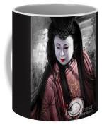 Geisha Kunoichi Coffee Mug