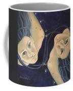 Gemini From Zodiac Series Coffee Mug