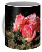 Gemini Tea Rose Coffee Mug