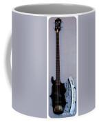 Gene Simmons Hatchet Bass Guitar Coffee Mug